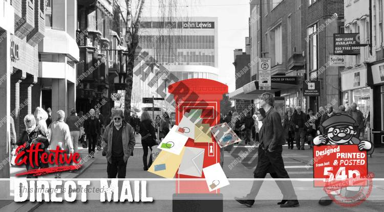Direct Mail Marketing Printers