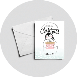 350-Silk-Coated-christmas-card-printers