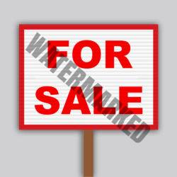 For Sale / To Let Sign Printers