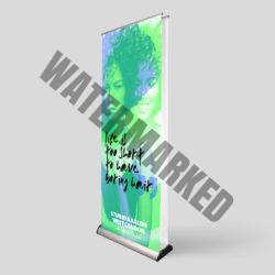 Double Sided Roller Banner Printers