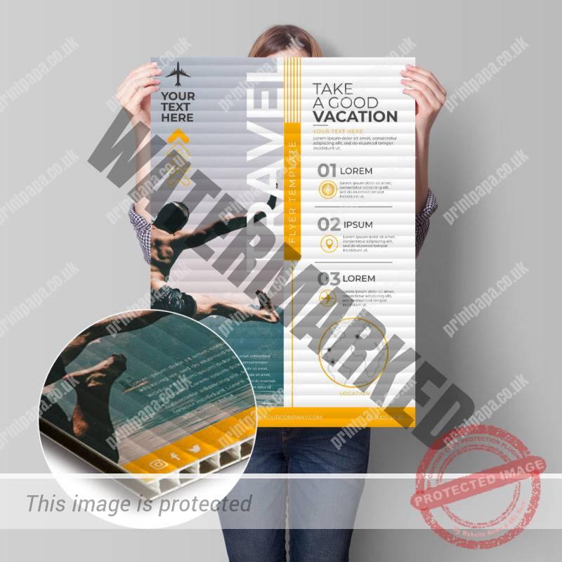A1 Correx Printers