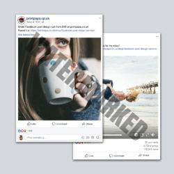 Facebook Post Design Service