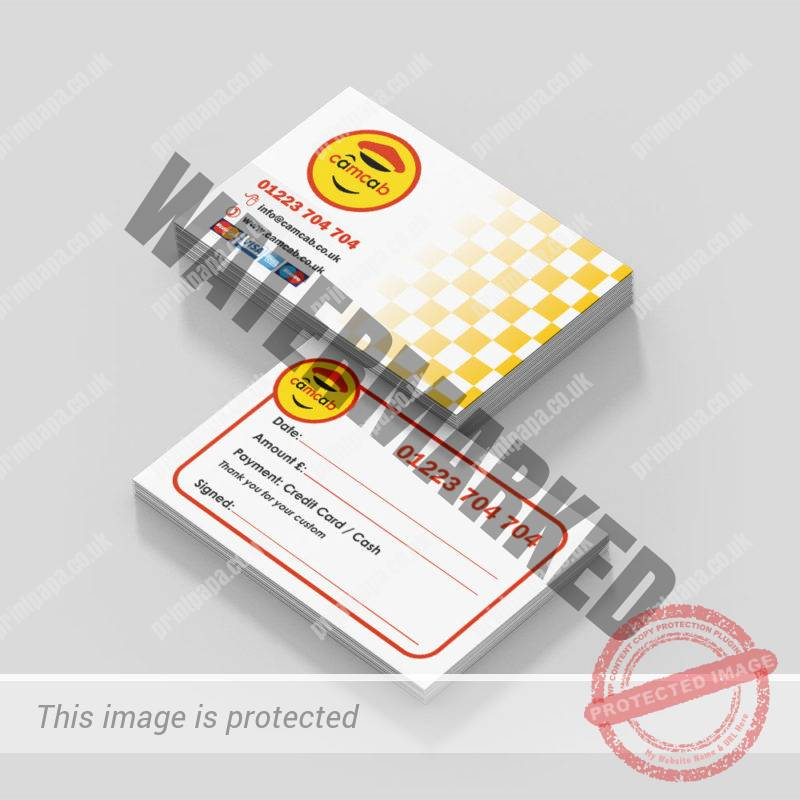 Cheapest Taxi Busines Cards